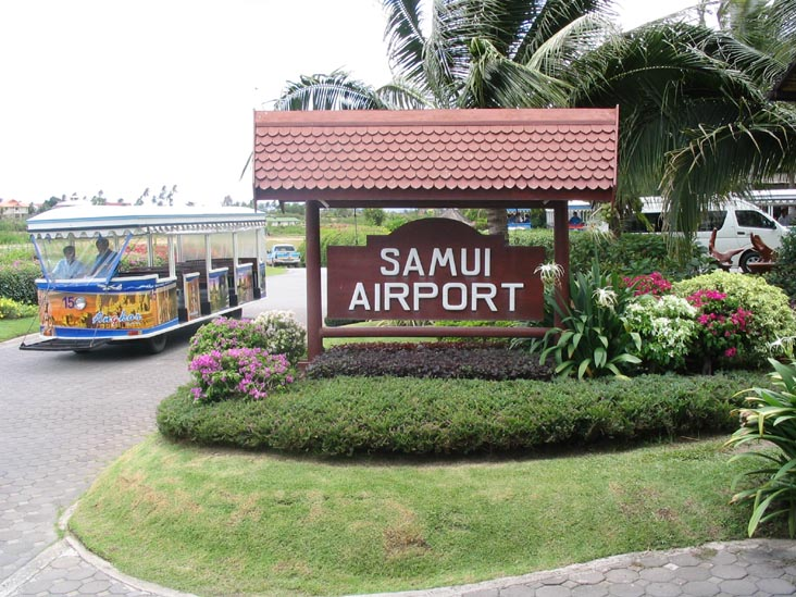 how to get to koh samet from bangkok airport