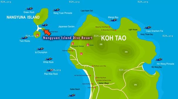 Nang yuan island dive resort - Nangyuan island dive resort ...