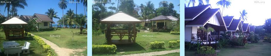Отель Koh Chang Bailan Beach Resort