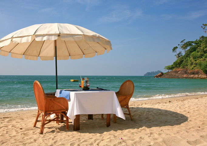 Отель Koh Chang Cliff Beach Resort на острове Чанг