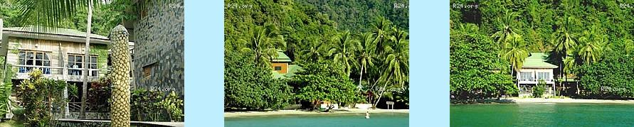 Отель Koh Chang Lagoon Resort на острове Чанг