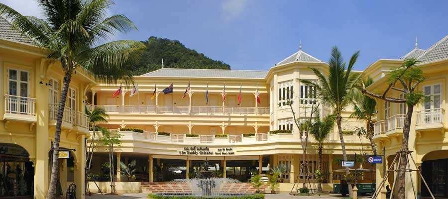 Отель Buddy Oriental Samui Beach Resort на Самуи
