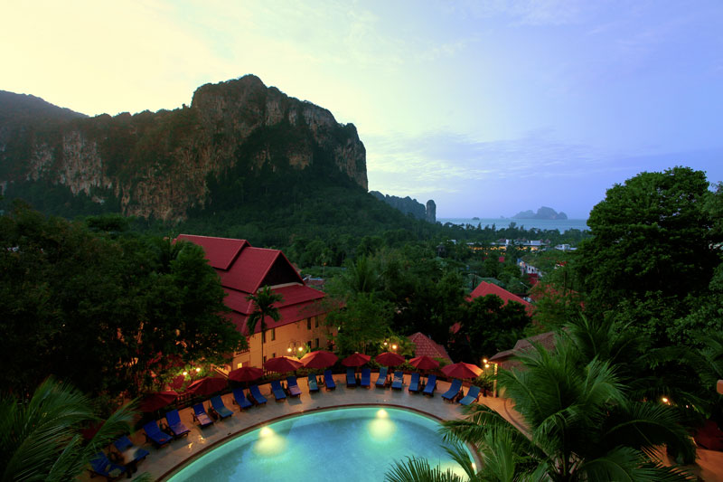 Отель Vogue Resort & Spa Ao Nang в Краби