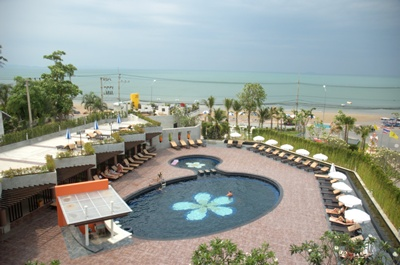 Отель Sigma Resort Jomtien в Паттайе
