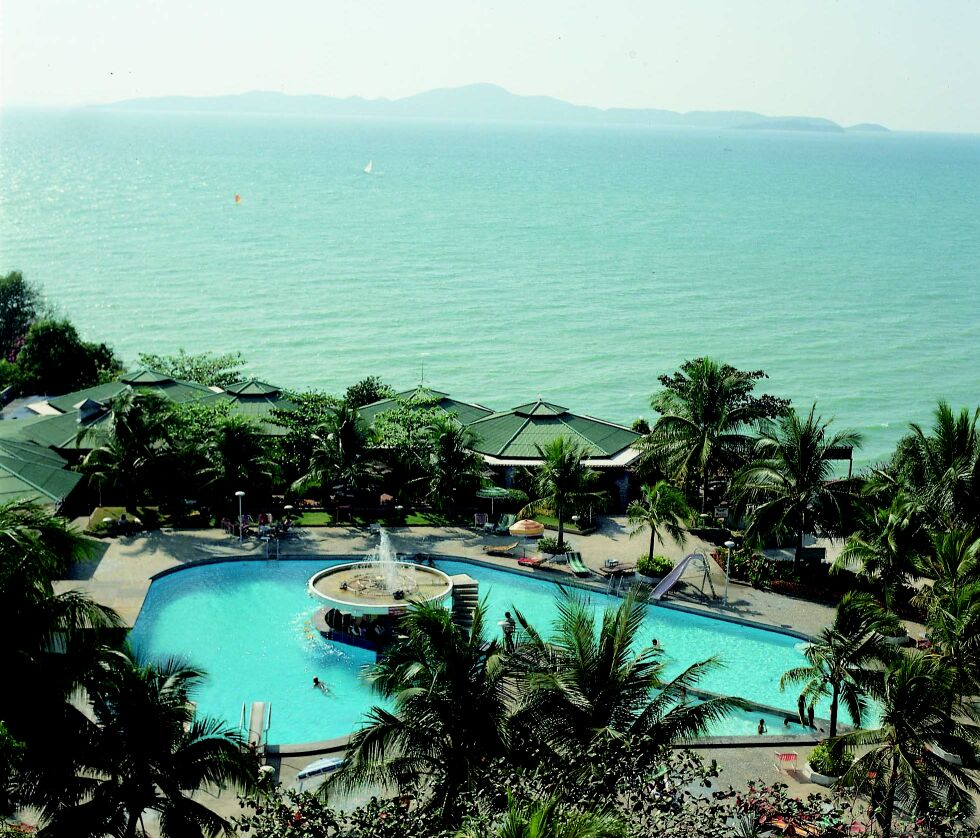Отель Asia Pattaya Beach Hotel в Паттайе